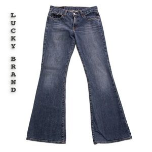Lucky Brand Jeans Sweet N' Low Short Bootcut 2